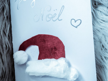 #33 : Création de cartes de Noël