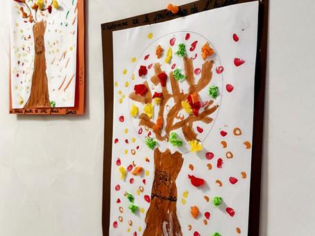 #10 : Dessines moi un arbre à l'automne ...