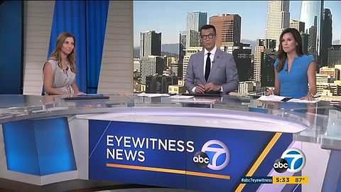 Dr. Melkonian's interview on ABC-7 Eyewitness News: How to cope with anxiety regarding mass shootings