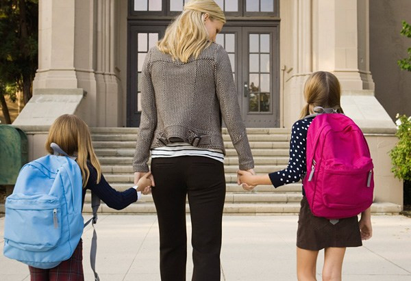 What About the Anxiety that Parents (Yes... Parents) Experience During this Back-to-School Chaos?