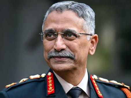 जनरल नरवणे ने कहा कि हम अपनी उत्तरी सीमा के साथ ही उत्तर पूर्व की सीमा को भी मजबूत करने में जुटे हैं