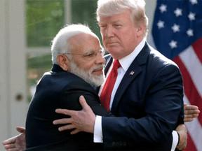 पीएम मोदी बोले, ट्रंप के स्वागत को भारत तैयार