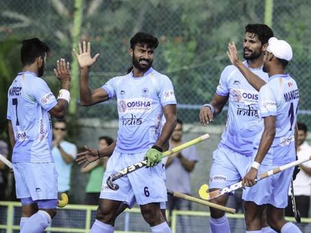 एशियाड हॉकी: भारत की फिर बड़ी जीत, श्री लंका को 20-0 से हराया