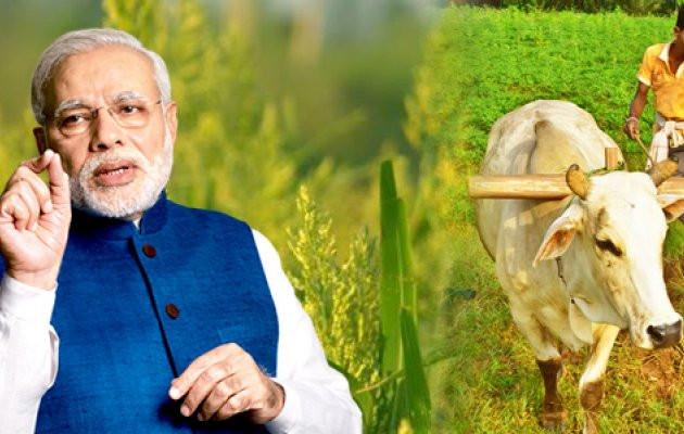 20जून,2018,बुधवारकोप्रात:9:30बजे देश भर के किसानों के साथ करेंगे सीधी बातचीत।