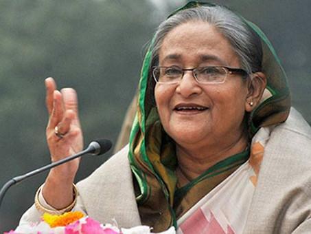 पीएम शेख हसीना ने कहा- भारत के साथ संबंध कुछ डॉलर के व्यापार से परे