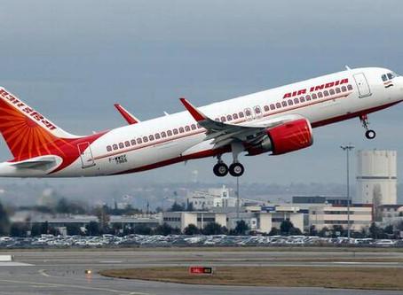 बम विस्फोट की धमकी के बाद एयर इंडिया के विमान की लंदन में इमर्जेंसी लैंडिंग