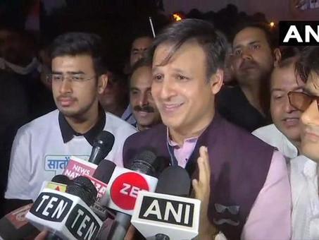 Vivek Oberoi ने ट्विटर से विवादित मीम डिलीट कर मांगी माफी
