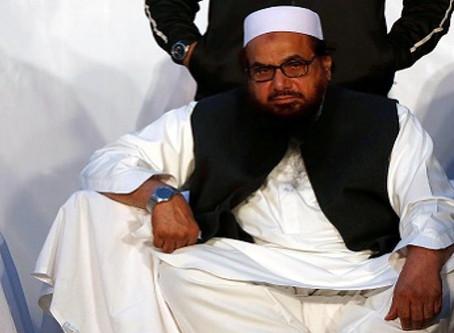 FATF की काली सूची से डरा पाक, हाफिज सईद को 5 साल की सजा