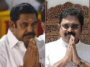 तमिलनाडु: 18 विधायकों की सदस्यता का मामला बड़ी बेंच को जाएगा, पलनिसामी सरकार को अस्थाई राहत