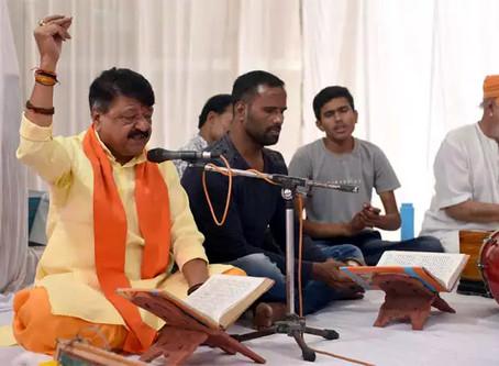 'बजरंगबली की कृपा से जीते, अब स्कूलों-मदरसों में पढ़वाएं हनुमान चालीसा'- कैलाश विजयवर्गीय