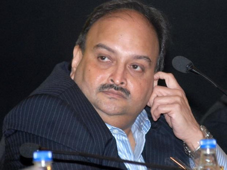 मेहुल चोकसी ने कहा है कि वह देश से फरार नहीं हुआ है, बल्कि अपना इलाज कराने के लिए एंटीगुआ में है