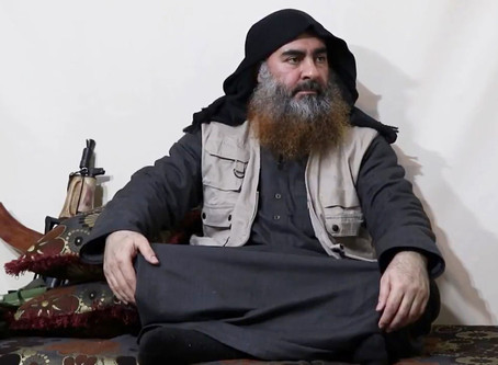 क्यों दुनिया के सामने आया खूंखार आतंकी संगठन इस्लामिक स्टेट का सरगना अबू बकर अल-बगदादी