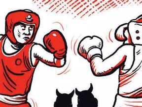 बॉक्सिंग प्रतियोगिता में देहरादून बना ओवरऑल चैंपियन