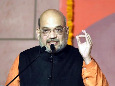 चुनावी नतीजों के बाद लगेगा टुकड़े-टुकड़े गैंग को झटका: अमित शाह