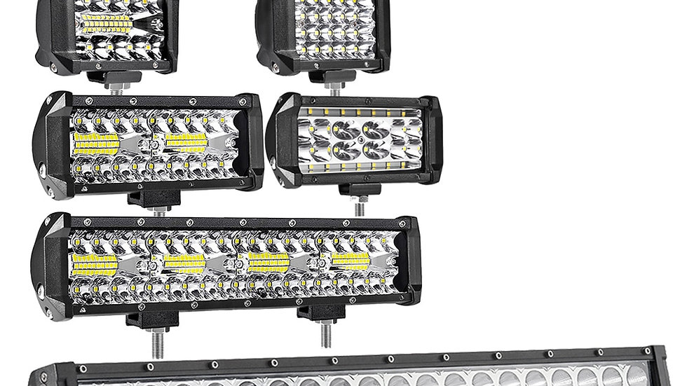 Aeobey LED Driving Light 60w 72w 120w 240w Led Work Light
