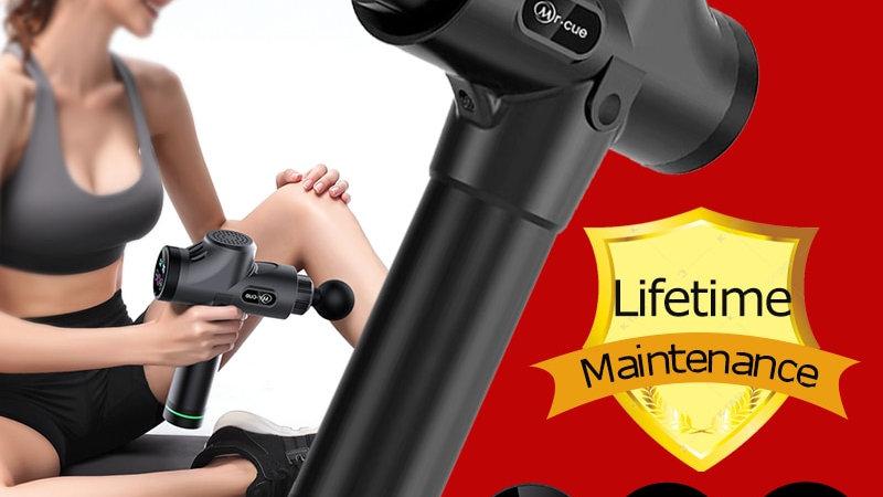 Muscle Massage Gun Deep Tissue Massager Therapy Gun