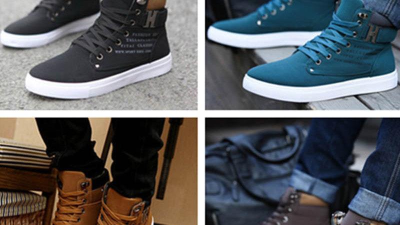 Men's Skateboarding Shoes 2020 Spring Autumn Sports Shoe