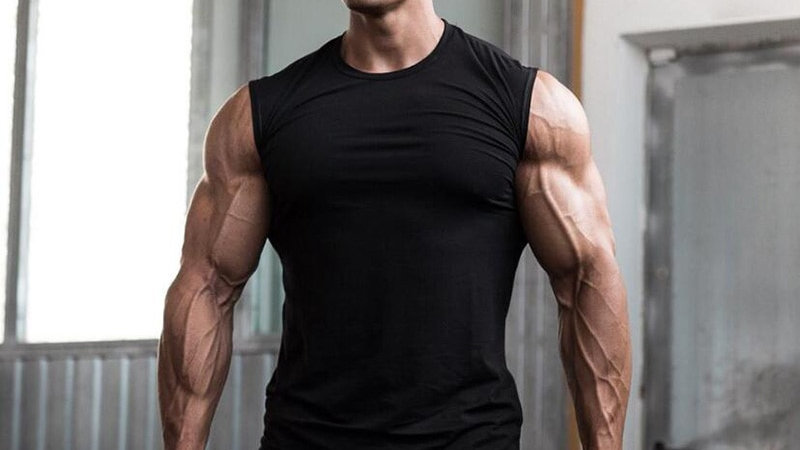 Gym Clothing Compression Sleeveless Shirt Fitness Mens Tank Top