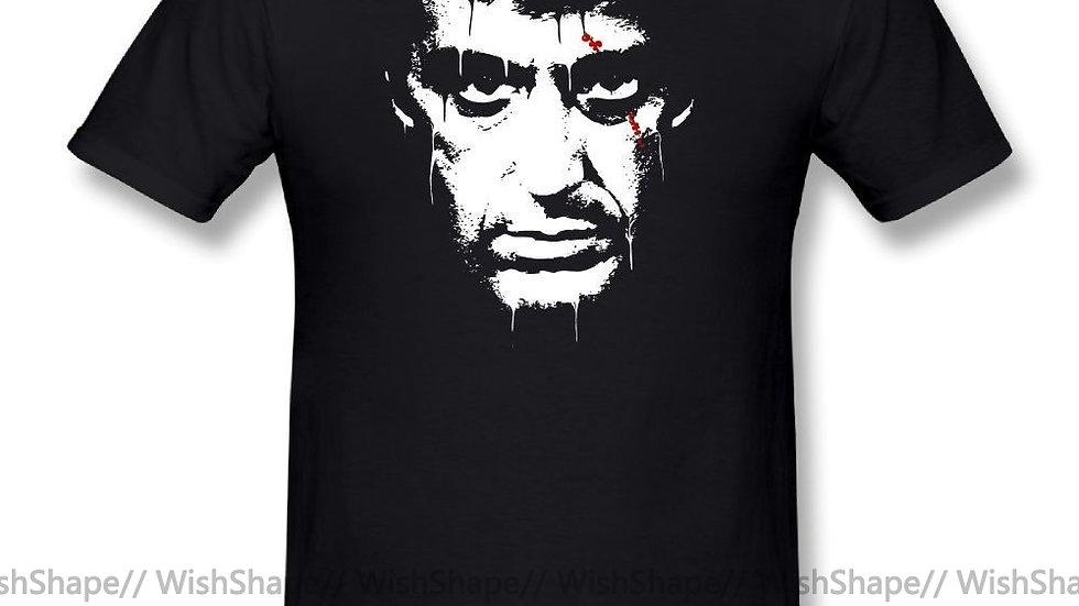 Scarface Shirt T Shirt Print Oversized T Shirts