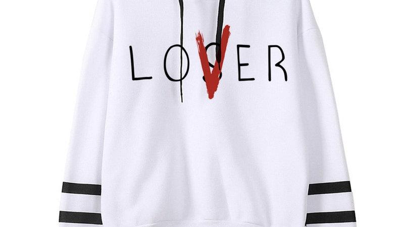 oversied sweatshirt