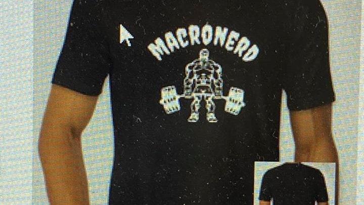 MacroNerd T-shirt
