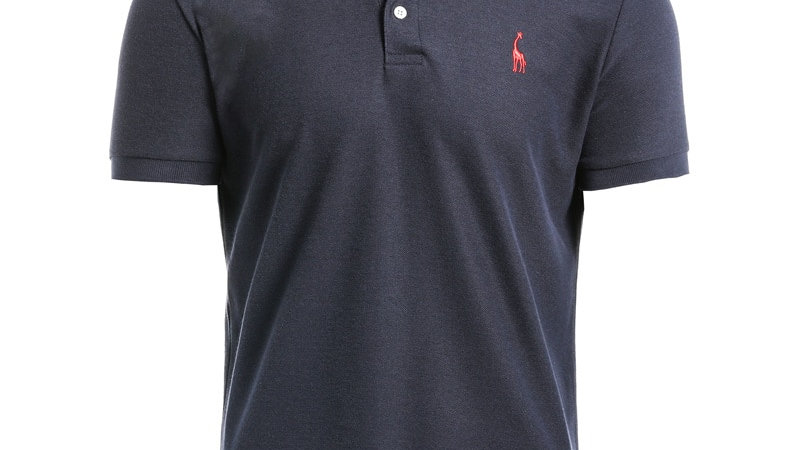 NEGIZBER New Man Polo Shirt Mens Casual
