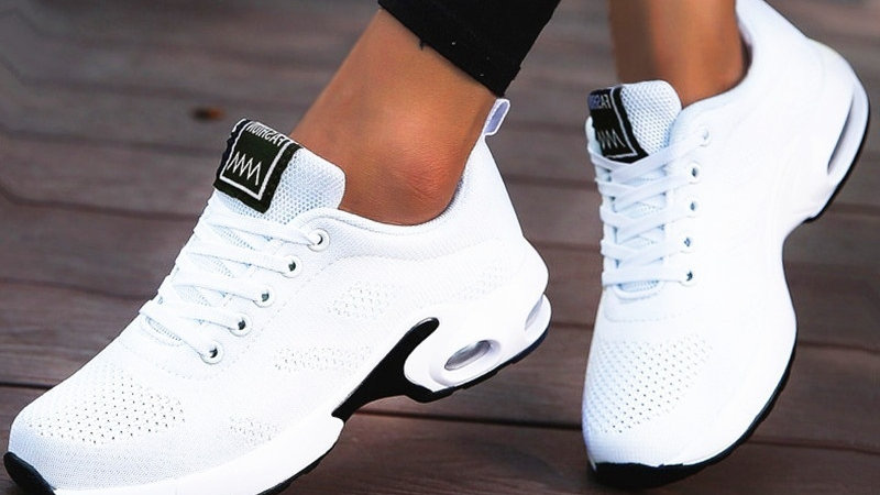 Fashion Women Lightweight Sneakers Running Shoes Outdoor S
