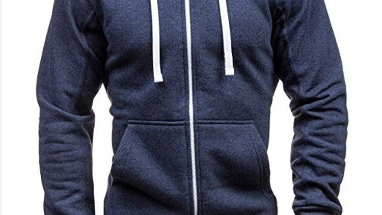 MRMT 2020 New Men's Hoodies Sweatshirts Zipper Hoodie