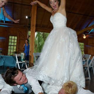 Bride Catches a Wave.jpg