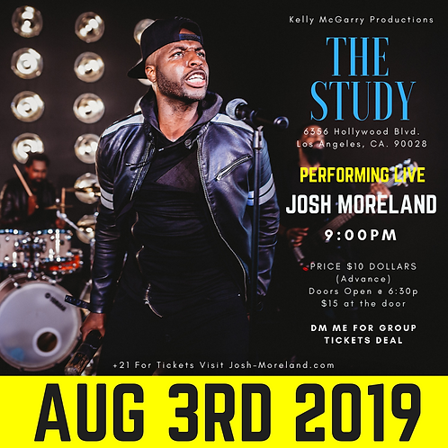 August 3rd: THE STUDY