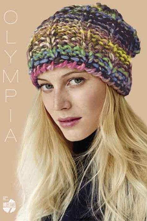 Mütze aus Olympia