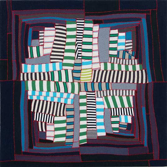 BA Madley Textile Art