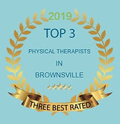 Top 3 Physical therapists in Brownsville