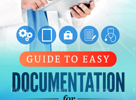 Fast, Efficient and Compliant Documentation in 10 Simple Steps