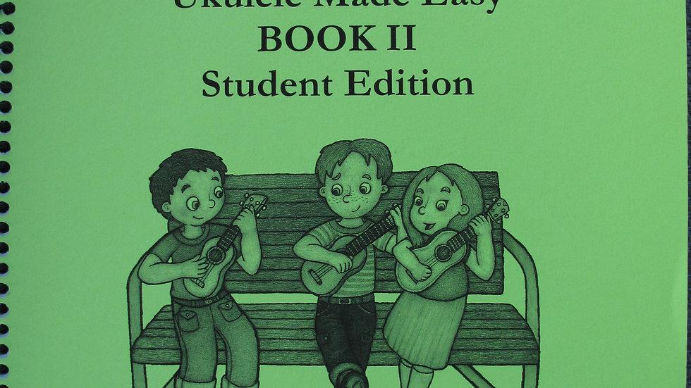 Whokulele? YOUkulele! Student Edition, Book II