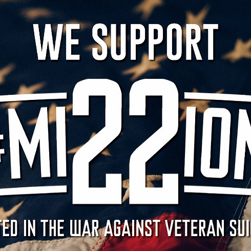 We Support Mission 22!