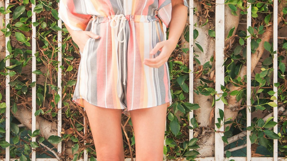 The Shelley Romper
