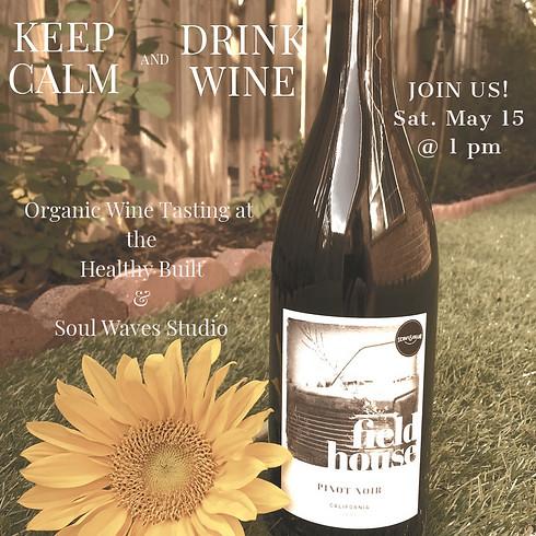 Organic Wine Tasting with Krista