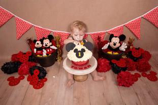 Cake Smash Photoshoot | Norwich | Gemerations Photography