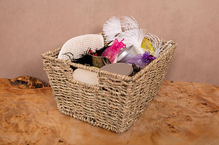 Treasure Basket | Little Gems Baskets | Norfolk | Norwich | Sensory Play