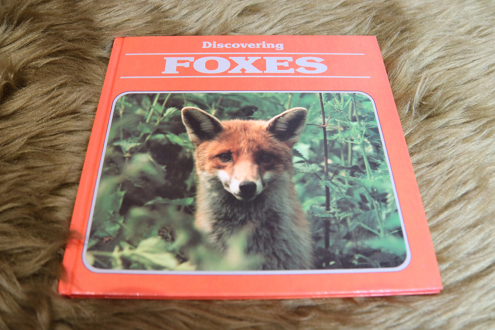 Book on Foxes