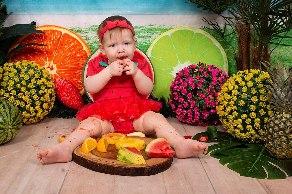 Fruit Smash Photoshoot | Fruit Splash Photoshoot | Gemerations Photography | Norwich Photographer