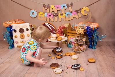 Doughnut Smash and Splash Photoshoot   Norwich   Gemerations Photography   Great Yarmouth   Norfolk
