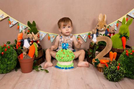 Cake Smash Photoshoot   Norwich   Gemerations Photography