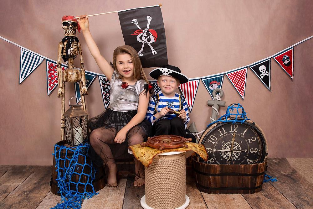 Themed Fantasy Photoshoot | Norwich | Gemerations Photography |  Pirate Photoshoot | Great Yarmouth | Norfolk