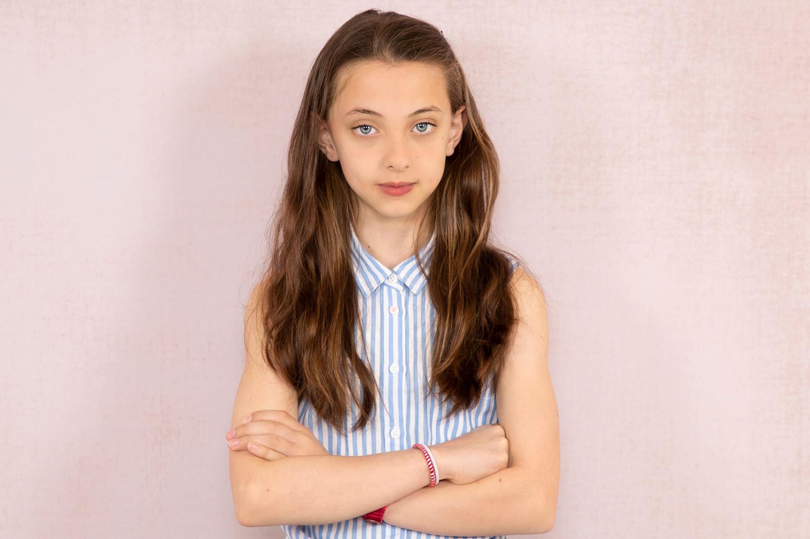 Child model portfolio photoshoot gemerations photography