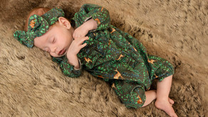 Helping your newborn baby to sleep-advice and tips from Gemerations Photography