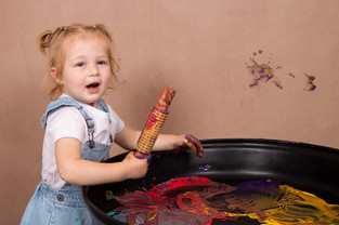 Paint Splash Photoshoot | Norwich | Gemerations Photography