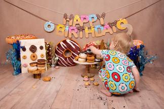 Doughnut Smash and Splash Photoshoot | Norwich | Gemerations Photography | Great Yarmouth | Norfolk