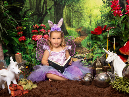 Creating a long lasting love of reading for children on World Book Day-Gemerations Photography